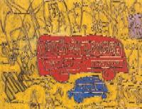 交通大道布伦,路由亚瑟塞康达木画